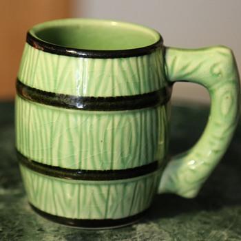 Barrel Mug - made in Japan