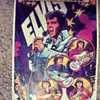 Elvis Presley  The Beatles art print