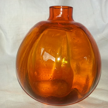 Leerdam - Juliana Vase by Chris J. Lanooy 1927 - Art Glass