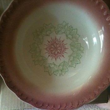 Mystery Pottery Bowl... - Kitchen