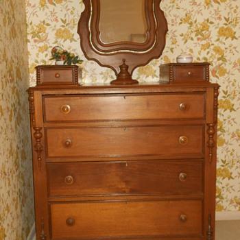 Family Bedroom Set - Furniture
