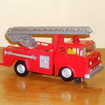 Fire truck Marx - Toys