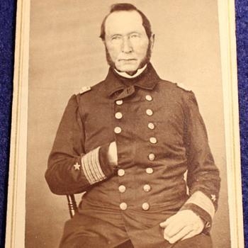 Civil War Naval Commander - Photographs
