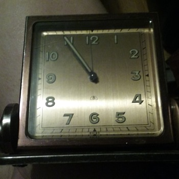 "Trying to learn more about this Swiss ""15 rubis 8 day clock"" - Clocks"