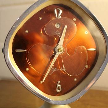 Wind Up Alarm Clock Made in China - Clocks