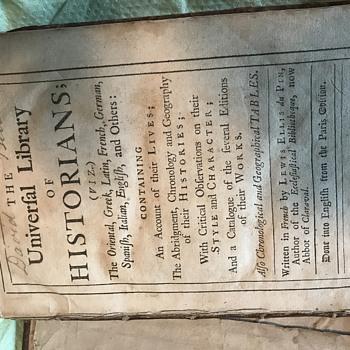 Old Book - Books