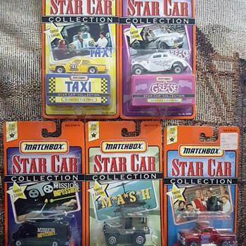 Matchbox, Star Cars.