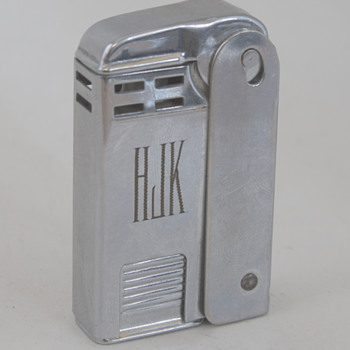 Regens Art Deco Era Lighter - Tobacciana