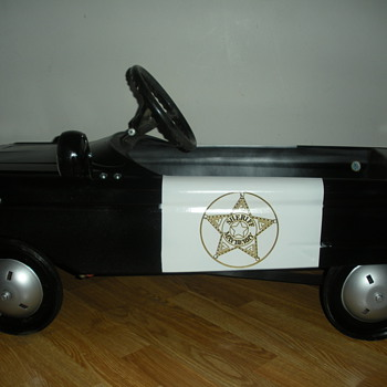 Mayberry Police Car - Model Cars