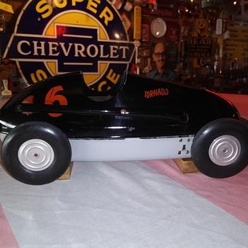 Woodette Tornado Race car - Model Cars