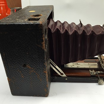 Kodak Automatic - Patent Pending?  - Cameras