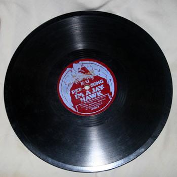Columbia 78RPM, Kansas University Pep Song and Alma Mater