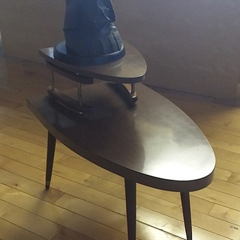 cool little mcm table... - Furniture
