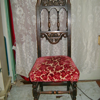 antique dining room? chair