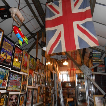 pictures of the shop / museum in York North Yorkshire U.K