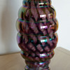 Kralik Purple Webbed? Iridescence vase...
