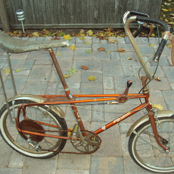 Ever heard of a Maino Bicycle - Sporting Goods