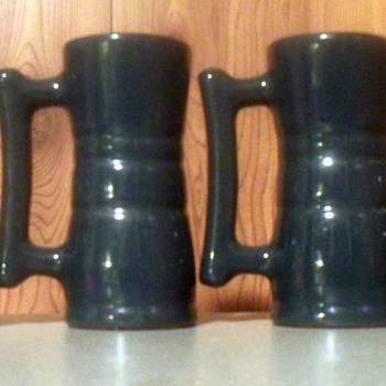 Frankoma  juice tumblers - Pottery