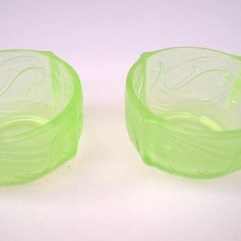 Walther & Sohne trinket pot - Glassware