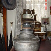 A True Antique...1908 Oil Lamp