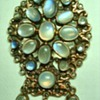 Antique Moonstone Pendant Edwardian