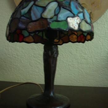 Handel Art Noveau Lamp - Shade???
