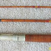 A&B Boston Mass. 306 bamboo fly rod
