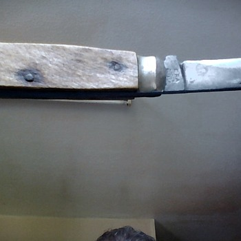 Old Pen Knife E F.A James Barber Any Info - Tools and Hardware
