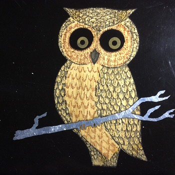 Ask Who  endlessly , Sisyphus the Owl - Animals