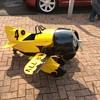 Gee bee pedalcar