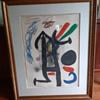 Joan Miró  La Présidente (D. 538)