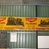 RUSTON OIL ENGINE SIGNS