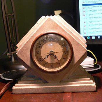 Whitehall Hammond Synchronous Clock - Clocks