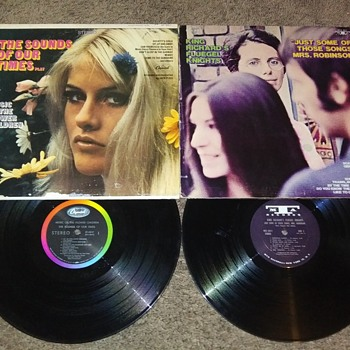 """12"""" VINYL DISC(S)....#111-#112 - Records"""