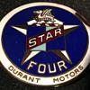 1926 Star Radiator Badge