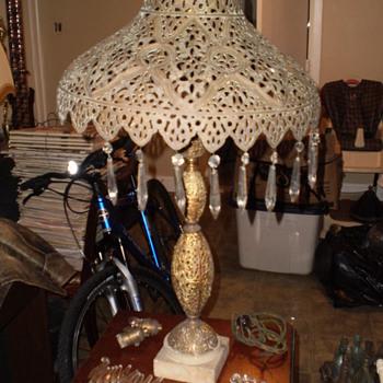 Your junks my treasure - Lamps