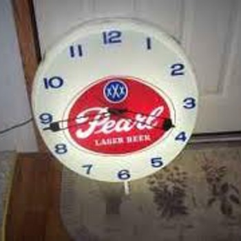 found a clock like this one  - Clocks