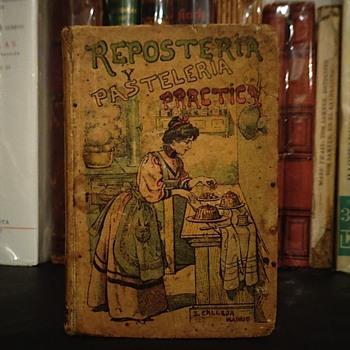 Manual de la cocinera - Books