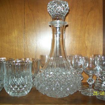 decantor - Glassware