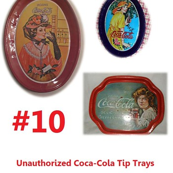 Introducing the new series... The Worst Coca-cola Reproduction/Fake Items! #10 - Coca-Cola