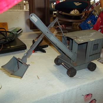 Structo Toys Vintage shovel - Model Cars