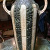 Alienware Art Pottery Vase from Czechoslovakia by Ditmar Urbach