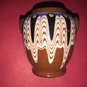 Mini Pottery vase from Bulgaria - Pottery