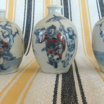 Asian Snuff Bottles - Asian