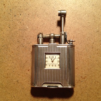 My Buddys Early 1900 Dunhill Watch lighter - Tobacciana