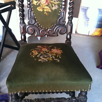 Can someone help identify this chair?