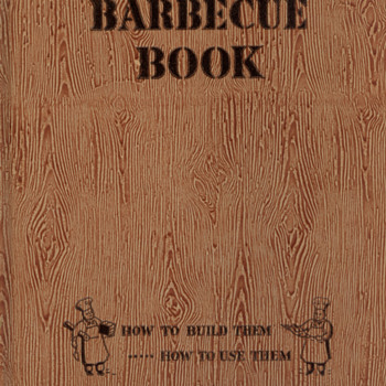 Sunset BBQ Book from 1947