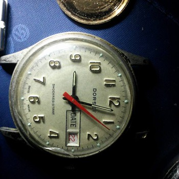 found in abandoned building - Wristwatches
