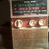 my grandpa owned this radio and wen he passed it was left to me