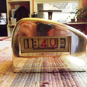 """Pennwood Numechron/Tymeter """"Starlet/Petite"""" Model 200, June, 1963 - Clocks"""